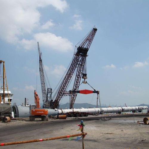 湖北浮吊-工程案例