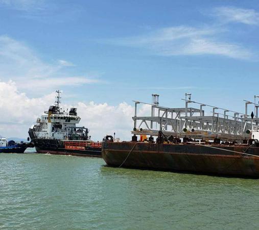 湖北船舶拖带